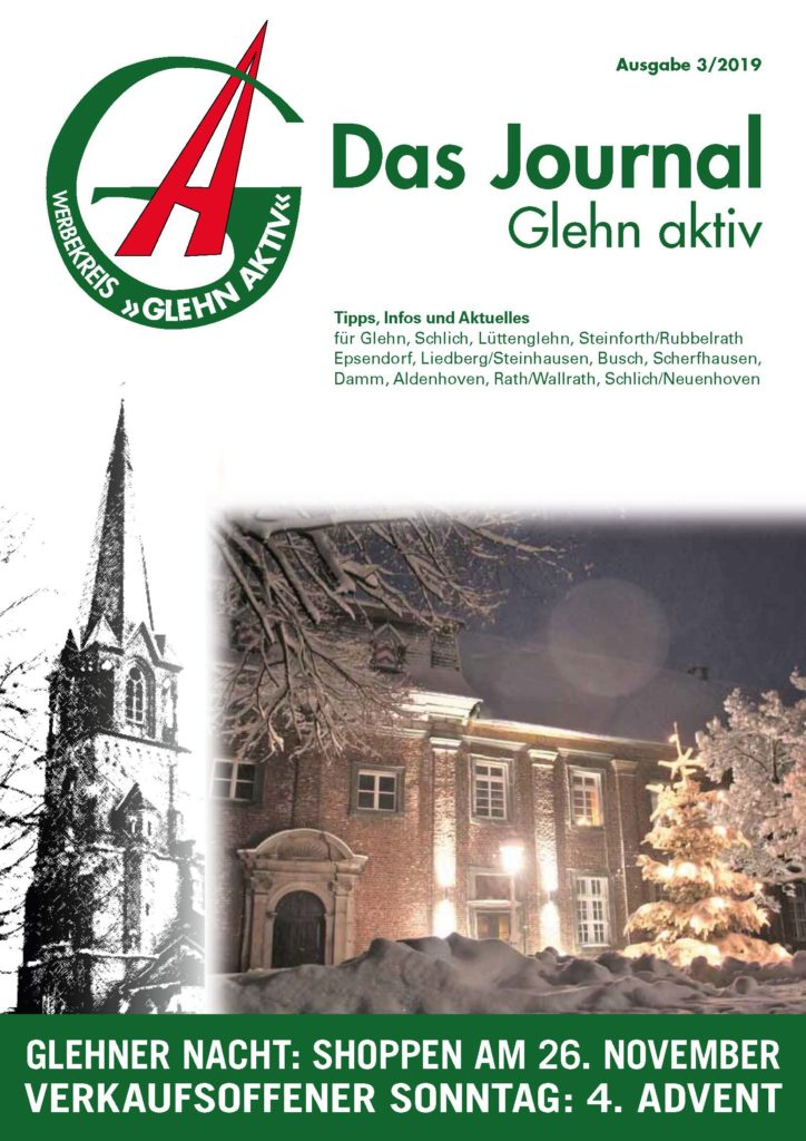 Journal Glehn aktiv 3/2019